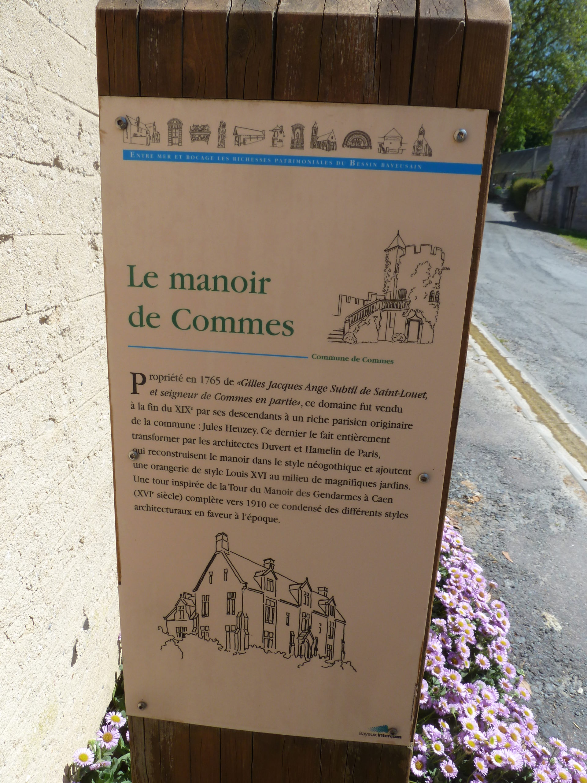 Le Manoir Infos