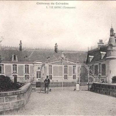 Le château du Bosq