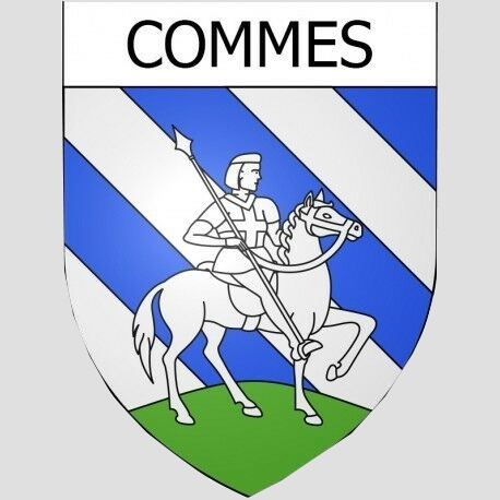 Mairie de Commes Calvados Normandie